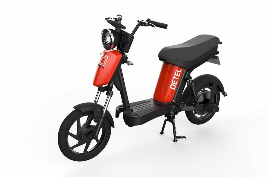 detel easy plus electric scooter price