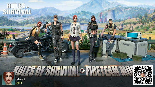 Perbandingan Game Rules of Survival vs Free Fire - Mana Yang Lebih Baik?