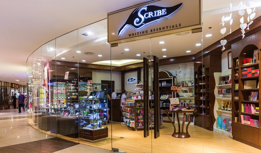 Scribe Writing Essential Opens in Shangri-la Plaza Mall, East Wing