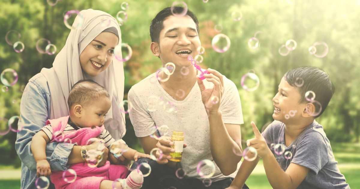 Doa untuk keluarga dalam Al-Quran