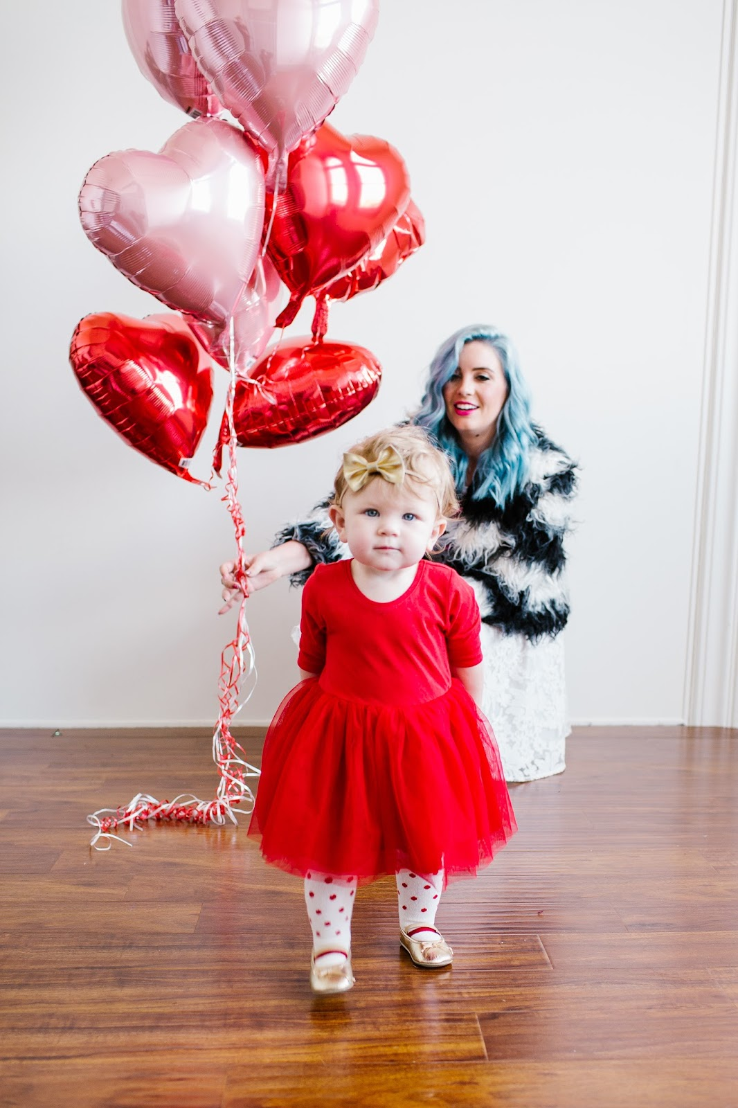 Baby Girl Valentine's Outfit, Tulle Dress, Valentine's Day Outfits
