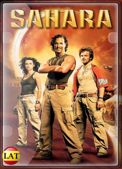 Sahara (2005) DVDRIP LATINO