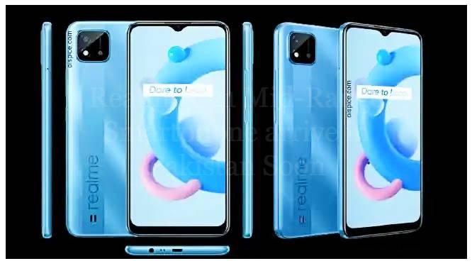 Realme C21 Mid-Range Smartphone arrive in Pakistan Soon