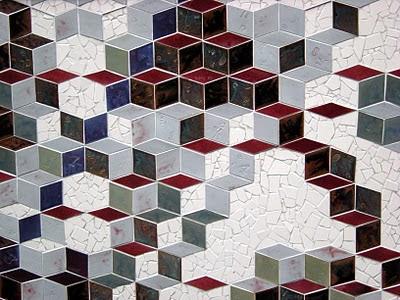 the mathematical tourist tessellation tango. Black Bedroom Furniture Sets. Home Design Ideas