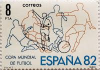 COPA MUNDIAL DE FÚTBOL ESPAÑA 82