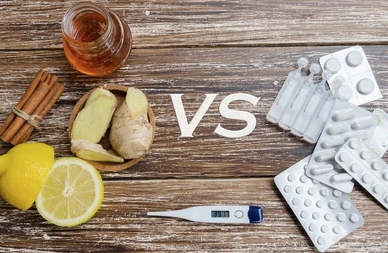 Alternative Medicine vs Conventional Medicine