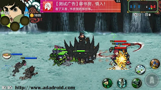Download Sprite Senki : Shinki Rep Lee