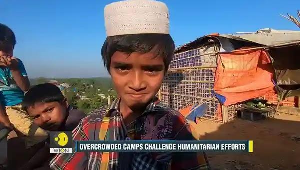 ভাসানচরে রোহিঙ্গা স্থানান্তর নিয়ে WION News এর ভিডিও প্রতিবেদন