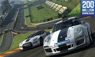 Review Game Play Real Racing 3