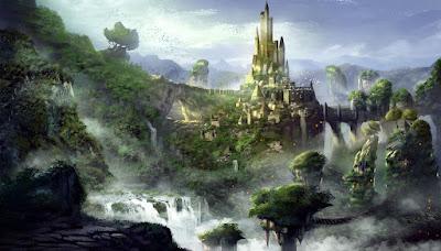 Beautiful Spots in World of Warcraft