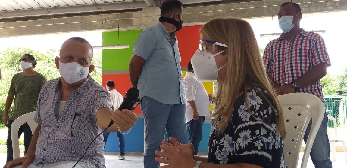 Juan de Acosta tendrá cobertura al 100% de saneamiento básico