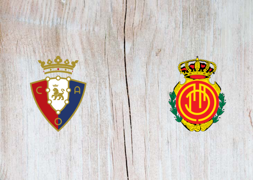 Osasuna vs Mallorca -Highlights 19 July 2020