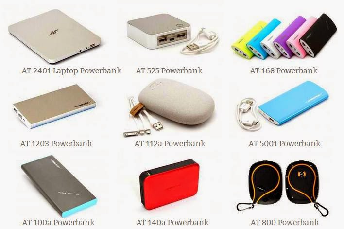 Airborne Technologies Powerbanks Launched