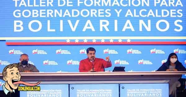 Maduro ofrece 500.000$ por la cabeza de los opositores al régimen