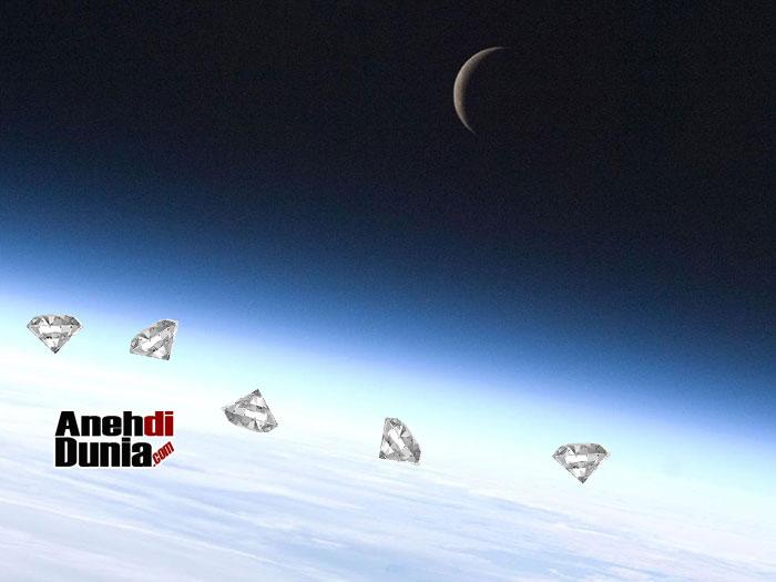 Menaburkan Debu Berlian di Atmosfer