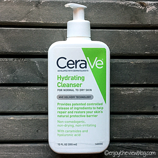 The Hydrating Cleanser from CeraVe