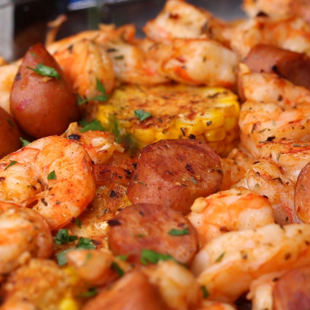 Cajun Baked Shrimp Recipe