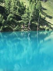 Val d'Ayas: una gita al Lago Blu