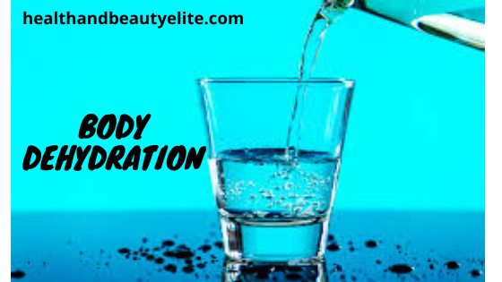 9 signs that body  indicate dehydration | Health And Beauty Elite