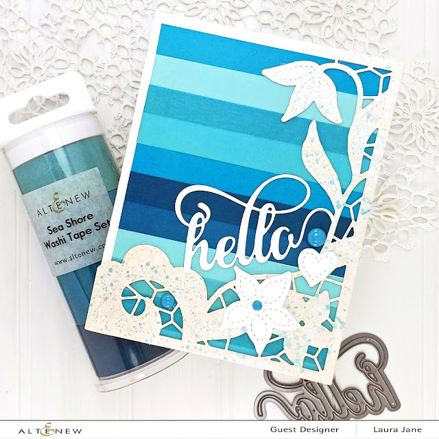 Sea Shore Tape Set
