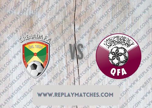 Grenada vs Qatar -Highlights 18 July 2021