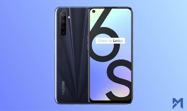 تحميل خلفيات هاتف ريلمي Realme 6S بجودة عالية [FHD+]