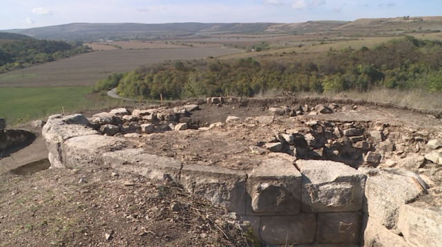 Archaeologists uncover unique Roman fortress in northern Bulgaria