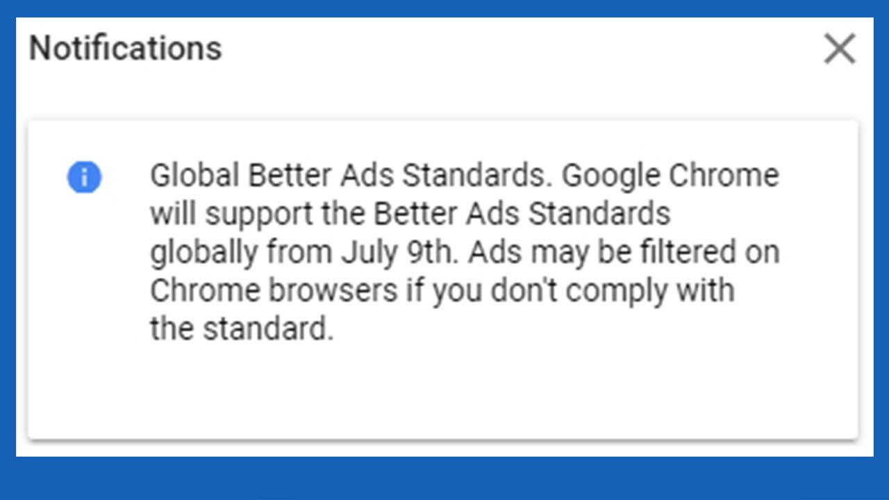 Jenis Iklan Yang Difilter Global Better Ads Standards