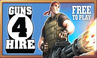 Tải Game Hành Động Guns 4 Hire Cho Mobile