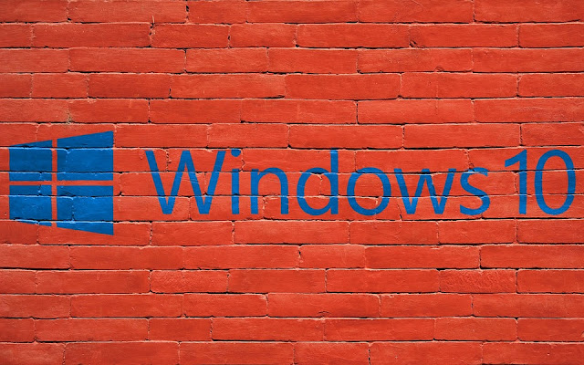 Ilustrasi Windows 10