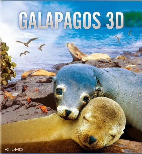 Khám Phá Quần Đảo Galapagos Cùng Tiến Sĩ David Attenborough - Galapagos with David Attenborough