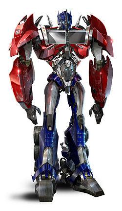Blog Transformers.com: La evolución de Optimus Prime