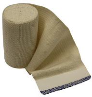 "3"" elastic bandage with velcro style closure by MCR Medical Supply"