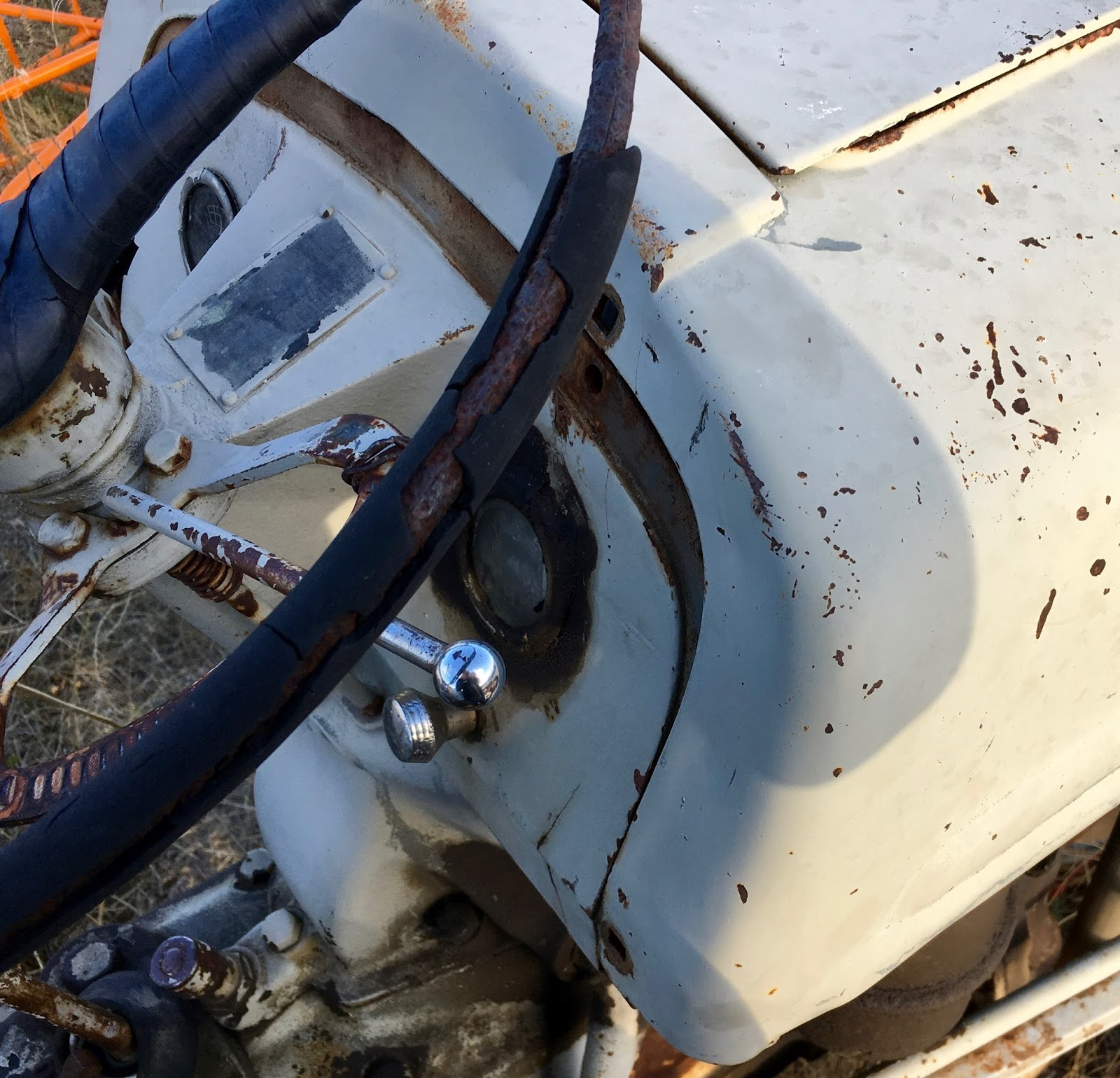 Syonyk's Project Blog: 1939 Ford 9N Repair Work: History and