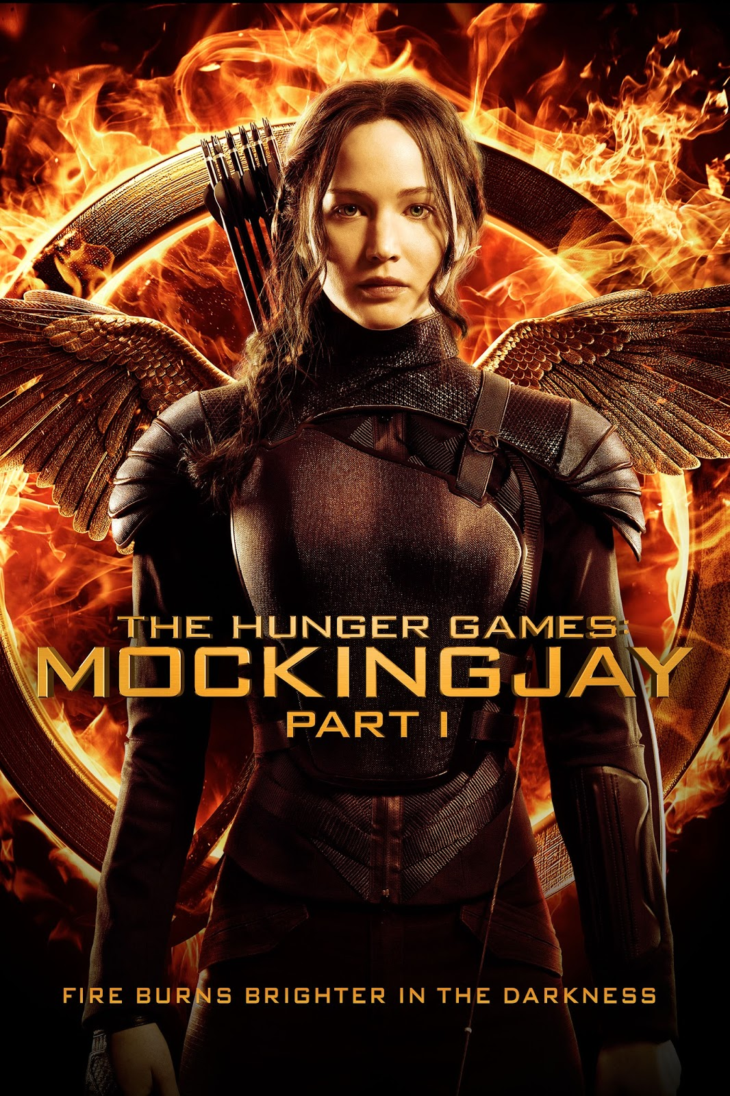 Official Final Poster For The Hunger Games Mockingjay