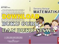 Buku Guru dan Siswa Matematika Kelas 4 SD/MI K13 Revisi Terbaru