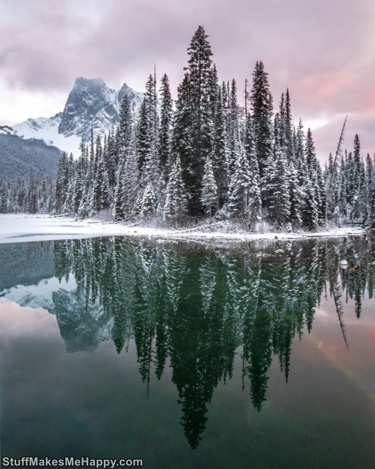 Spectacular Nature Photography of Canada by Robin Lorenson