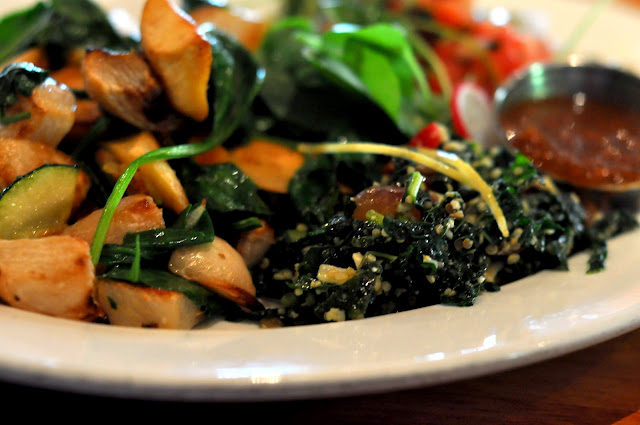 Ethan's Vegetarian Tacos - Chelsea's Kitchen - Phoenix, AZ   Taste As You Go
