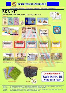 JUAL Produk BINA KELUARGA BALITA (BKB) KIT DAK BKKBN 2016 ,BKB KIT JUKNIS 2016