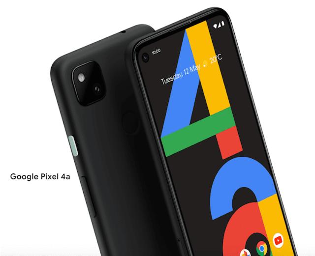 Google Unveiled Pixel 4a, Pixel 4a 5G And Pixel 5 Smartphones