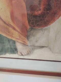 Seis dedos en la Sibila Délfica