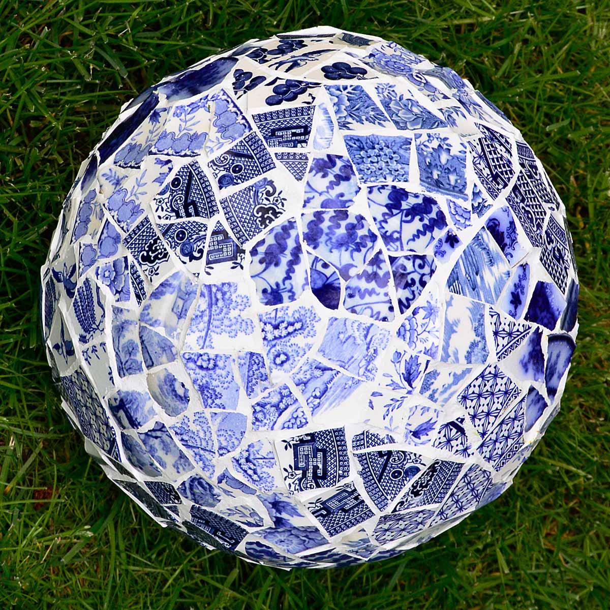 Mosaic Bowling Ball View 2