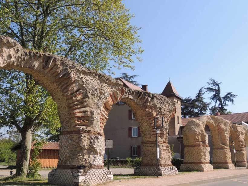 Aqueduto Romano de Gier - Locais mais insólitos para conhecer na França