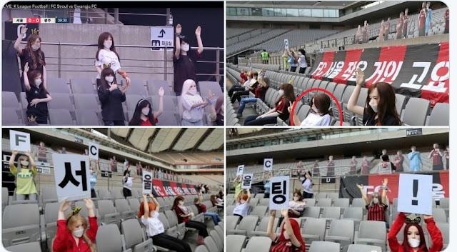FC Seoul Didenda Karena Pasang Boneka Seks