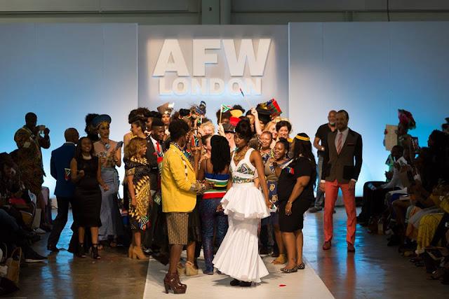 Africa Fashion Week London 2016