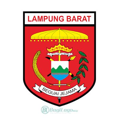 Kabupaten Lampung Barat Logo Vector
