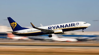 Ryanair incrementa i voli tra Malpensa e Bari e Catania