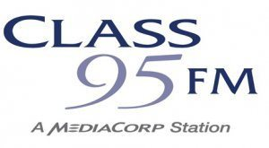 Class 95 FM Singapore Best Mix of Music