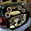 Modifikasi Audio Mobil Sedan