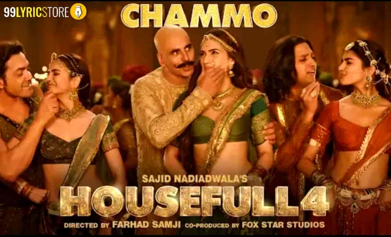 Chammo Song images of movie Housefull 4